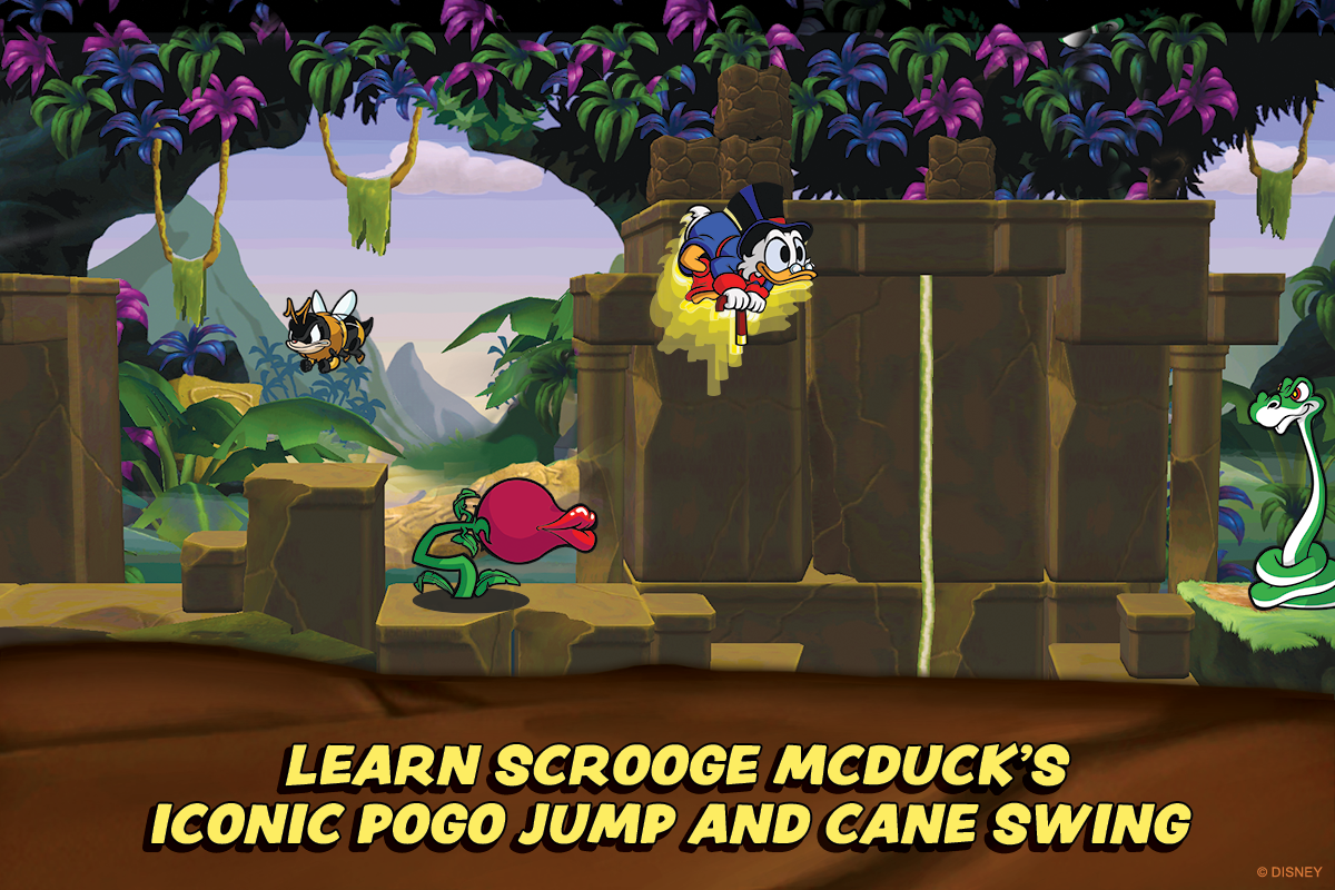 DuckTales: Remastered screenshot #21