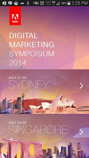 Adobe Symposium 2014