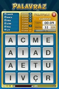 Palavraz Brasil- screenshot thumbnail