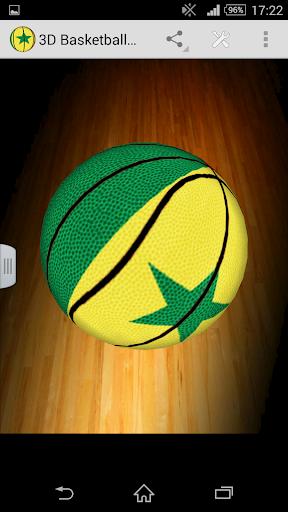 3D Basketball Senegal