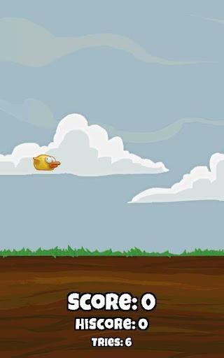 Flapping Bird Game