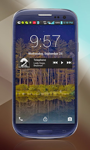 Lollipop Lockscreen Android L Screenshot 6