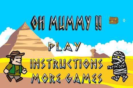 Oh Mummy !! - náhled