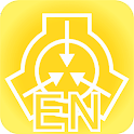 The SCP Foundation DB donate icon