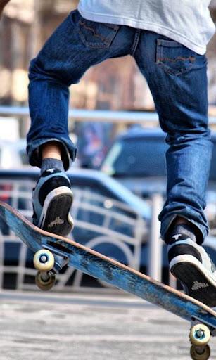 免費個人化App|滑板运动壁纸|阿達玩APP