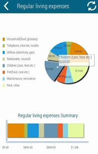 Home Budget Calculator - screenshot thumbnail