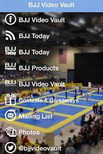 BJJ Video Vault- screenshot thumbnail