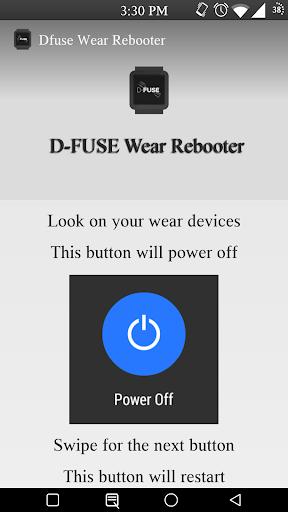 Dfuse Wear Rebooter