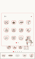 Screenshot of Want see dodol luancher theme