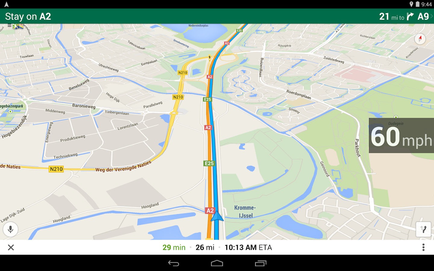 Maps Speedometer Android Apps On Google Play - Los angeles navigation map