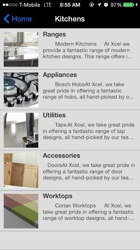 Xcel kitchens UK ltd