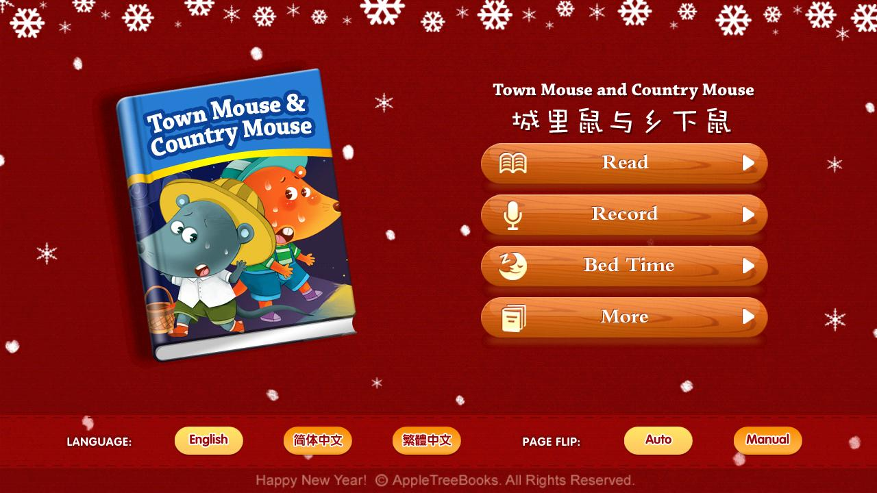 Town Mouse & Country Mouse - screenshot