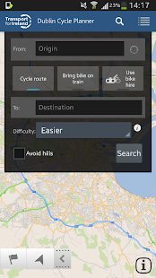 Cycle Journey Planner- screenshot thumbnail