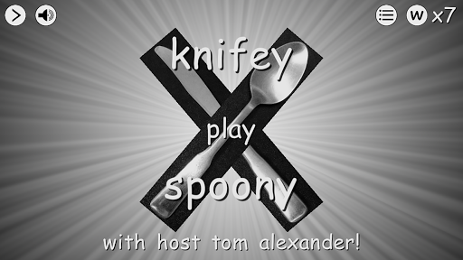 Knifey-Spoony: The Video Game