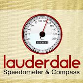 lauderdale speedometer