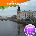 Goteborg Street Map logo