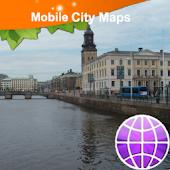 Goteborg Street Map
