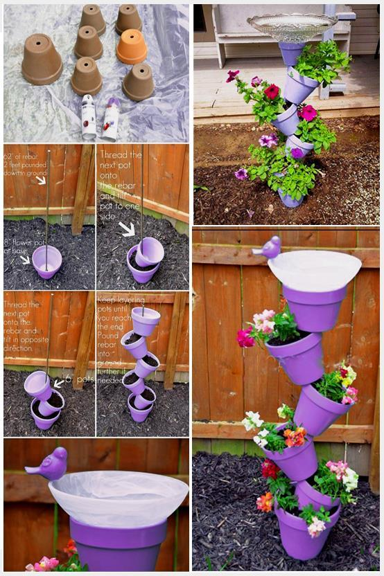 Outside Garden Ideas 62 best images about garden ideas on pinterest Diy Garden Ideas Screenshot