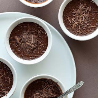 Earl Grey Chocolate Pots de Crème (Gluten-Free, Grain-Free, Dairy-Free, Paleo Friendly)
