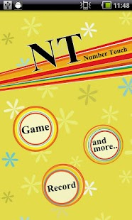 Number Touch - screenshot thumbnail