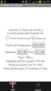 6ea4ea25d Descargar Calculadora de embarazo APK 3.5 APK para Android ...