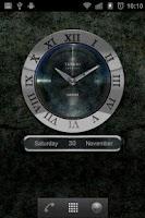 Screenshot of Lanken Designer Clock Widget