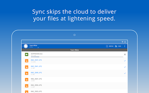 Sync Screenshot 13