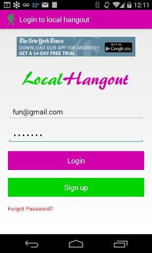 Local Hangout