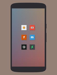 Naxos Flat Icon Pack - screenshot thumbnail