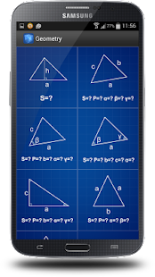 Geometry Calculator- screenshot thumbnail