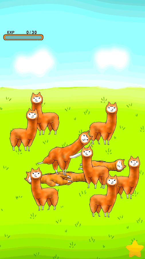 Alpaca Evolution - screenshot