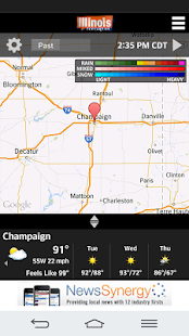 Illinoishomepage Mobile- screenshot thumbnail