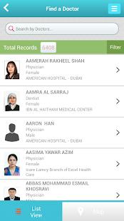 Dubai Doctors screenshot