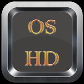 OS Multi Launcher Theme