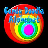 Candy Doodle Alphabet