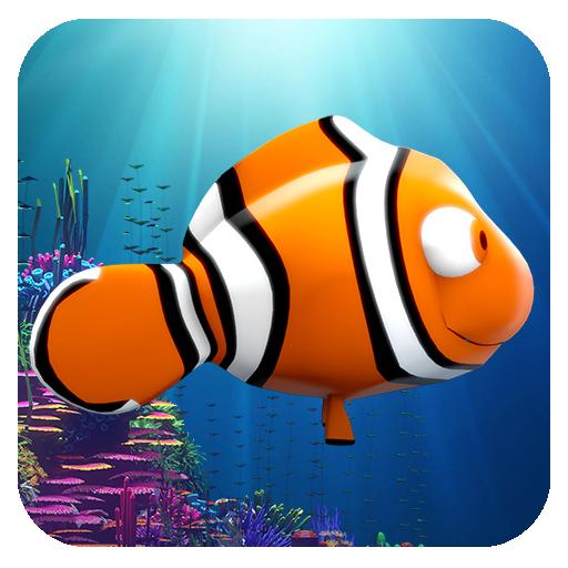 休閒App|小さなカクレクマノミのスプラッシュオスカー LOGO-3C達人阿輝的APP