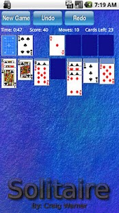 NFL Solitaire - screenshot thumbnail