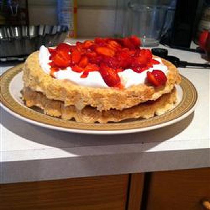 Sensational Strawberry Shortcake Recipe