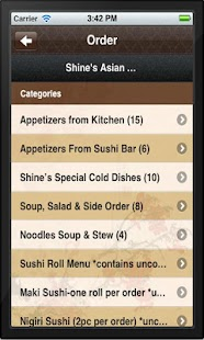 Shine's Asian Fusion Bistro - náhled
