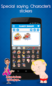 Fancy Smiley Pack screenshot 1