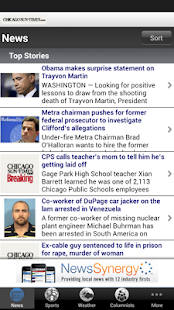 Sun-Times Breaking News - screenshot thumbnail