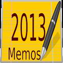 Calendar Memo icon