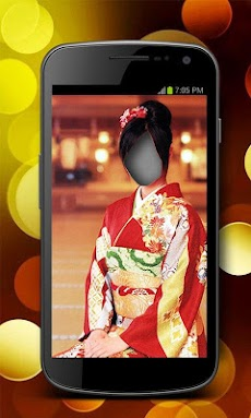 Kimono Dress Insta Photo Makerのおすすめ画像4