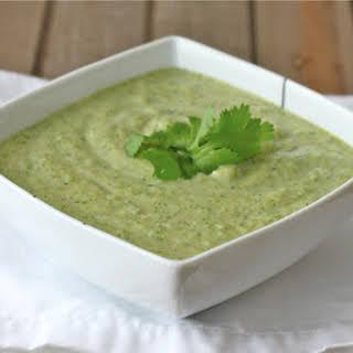 Cream of Broccoli.