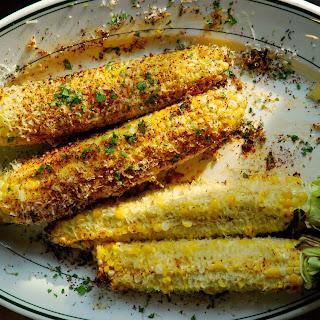 Mexican Street Fair Corn.