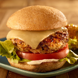 Tim Love's Juicy Texas Turkey Burgers.