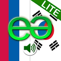Russian to Korean Lite logo