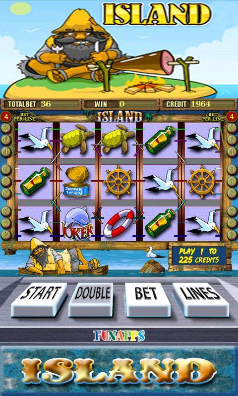 Island Slots screenshot #1