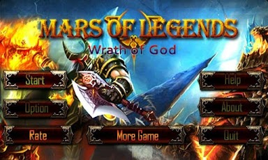 Mars of Legends Android Casual