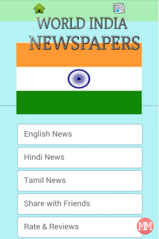 World India Newspaper